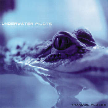 Van Richter Records : Underwater Pilots Tranquil Places - CD