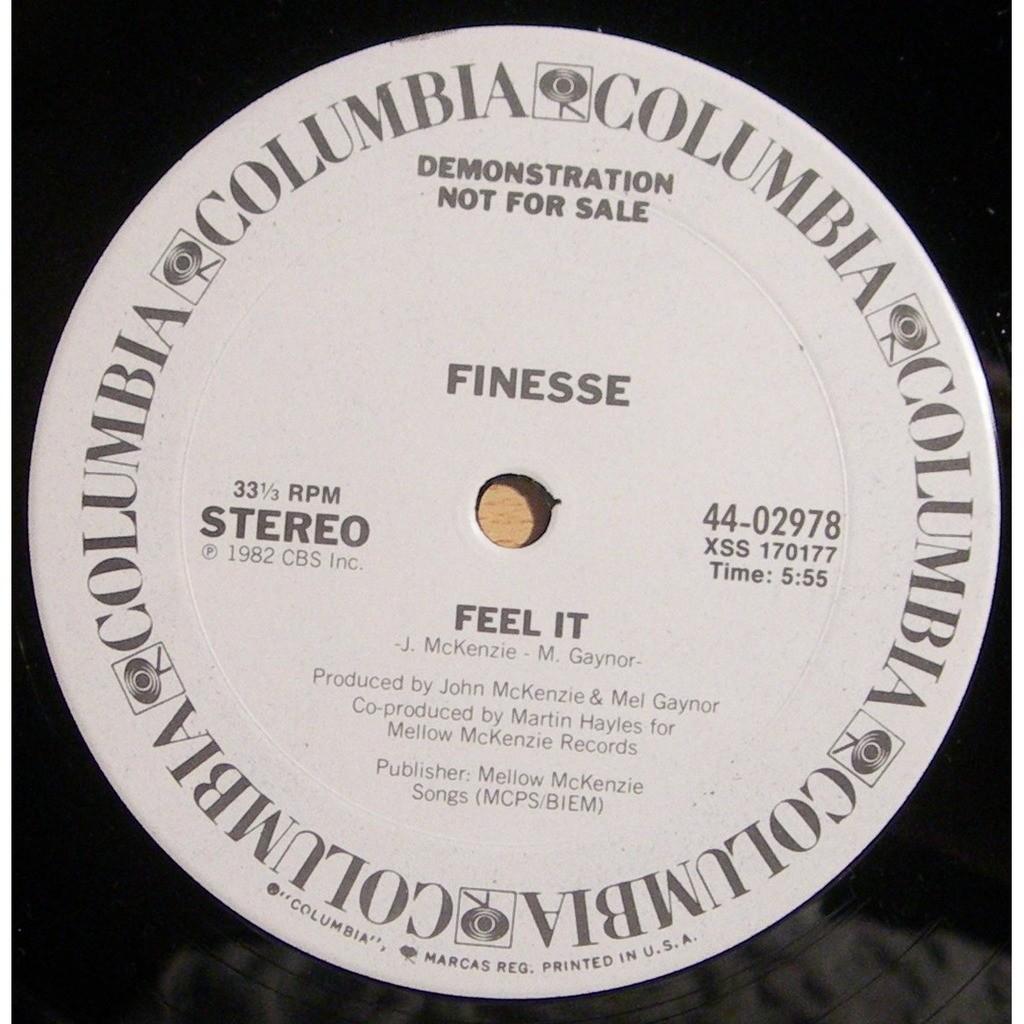 Finesse Feel It