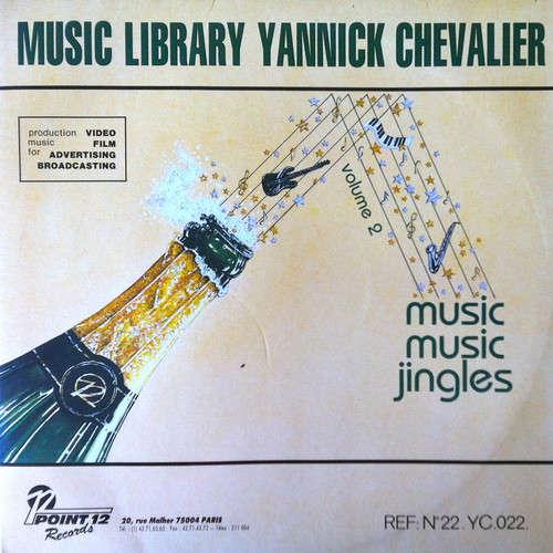 YANNICK CHEVALIER MUSIC MUSIC JINGLES VOLUME 2