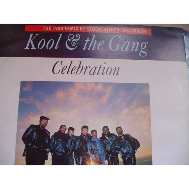 kool the gang celebration.rags to riches celebration
