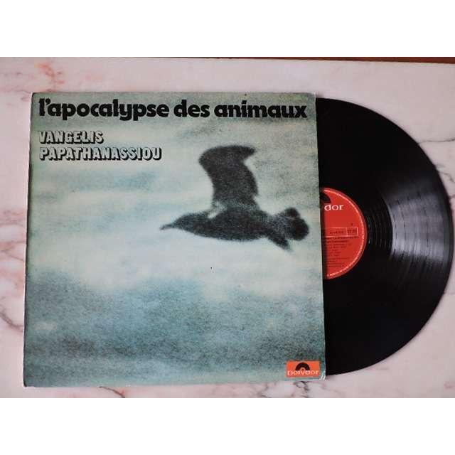 VANGELIS,PAPATHANASSIOU L'APOCALYPSE DES ANIMAUX