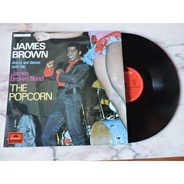 BROWN,JAMES THE POPCORN