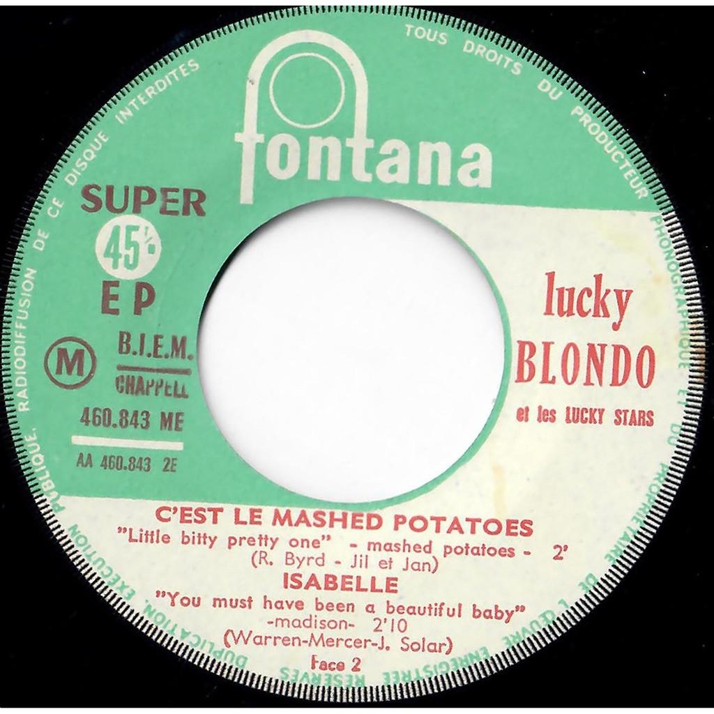 Lucky Blondo Sheila
