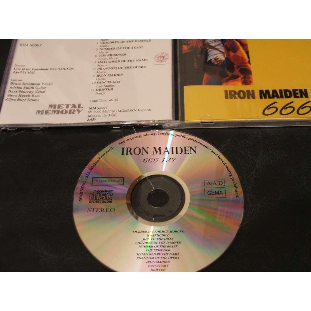 Iron Maiden 666 1/2