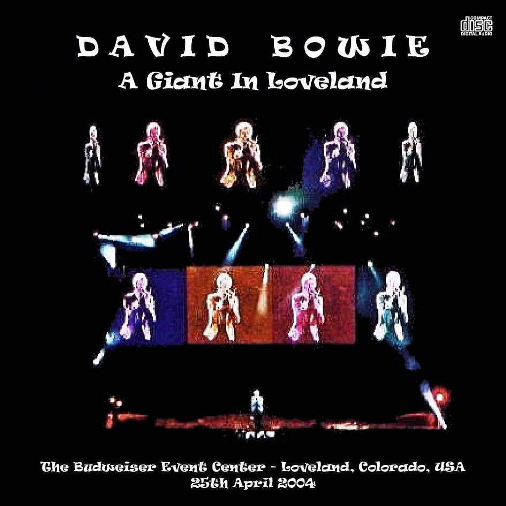 DAVID BOWIE A Giant in Loveland