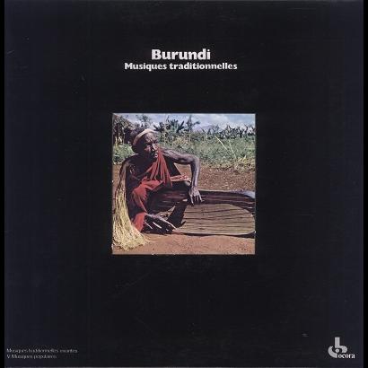Burundi Musiques Traditionnelles