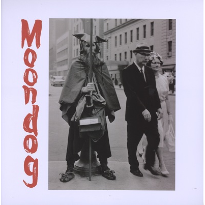 Moondog The Viking of Sixth Avenue