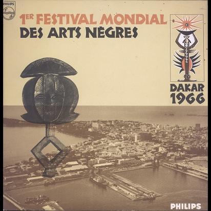 1er festival mondial des arts nègres dakar 1966