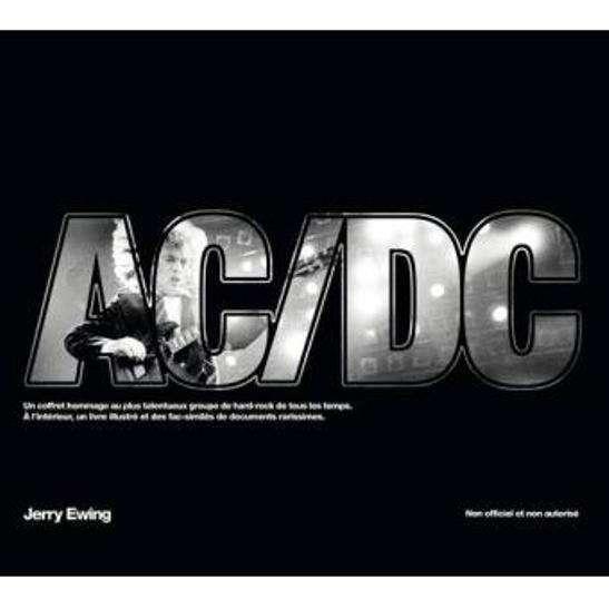 ac/dc COFFRET AC/DC COLLECTION