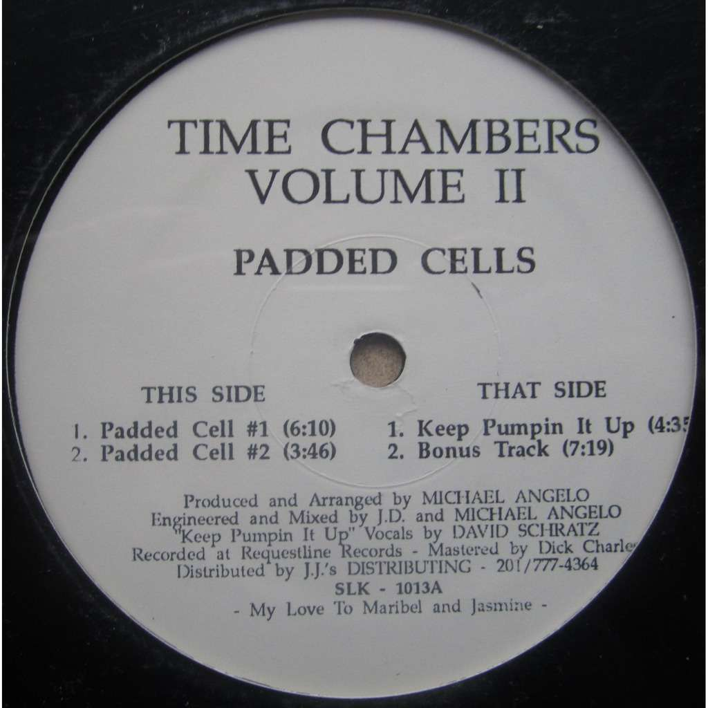 time chambers volume II - Padded Cells