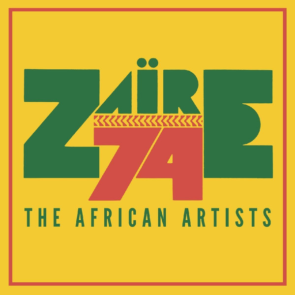 Zaire 74 (various) the african artists