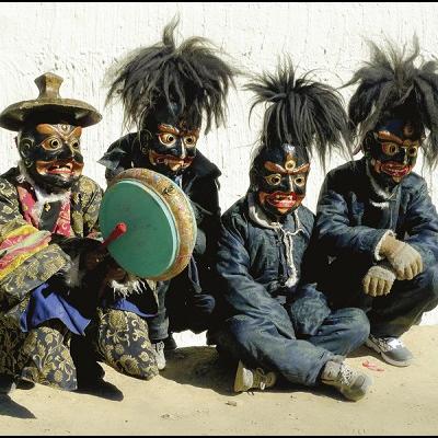 Kink Gong Tibetan buddhism trip