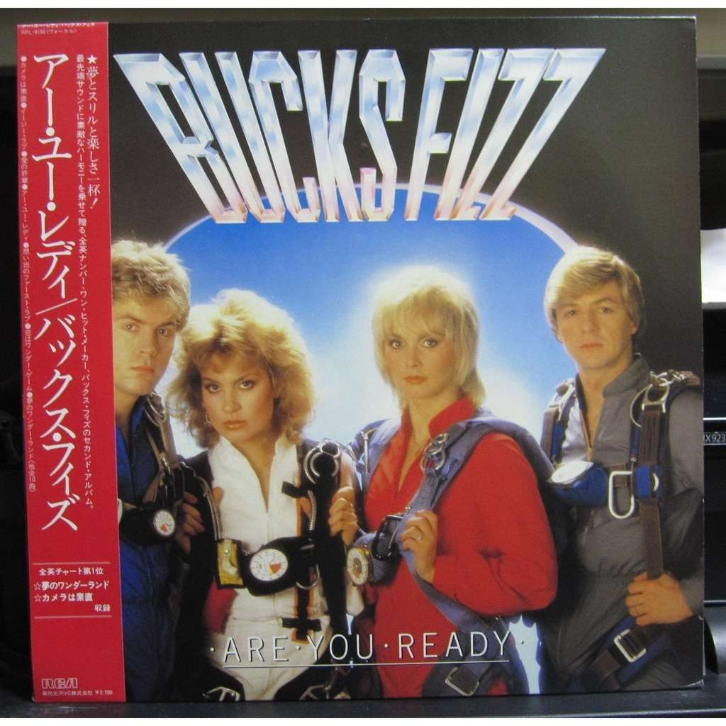 Bucks Fizz Are You Ready