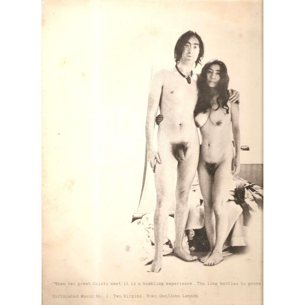 LENNON John / ONO Yoko TWO VIRGINS