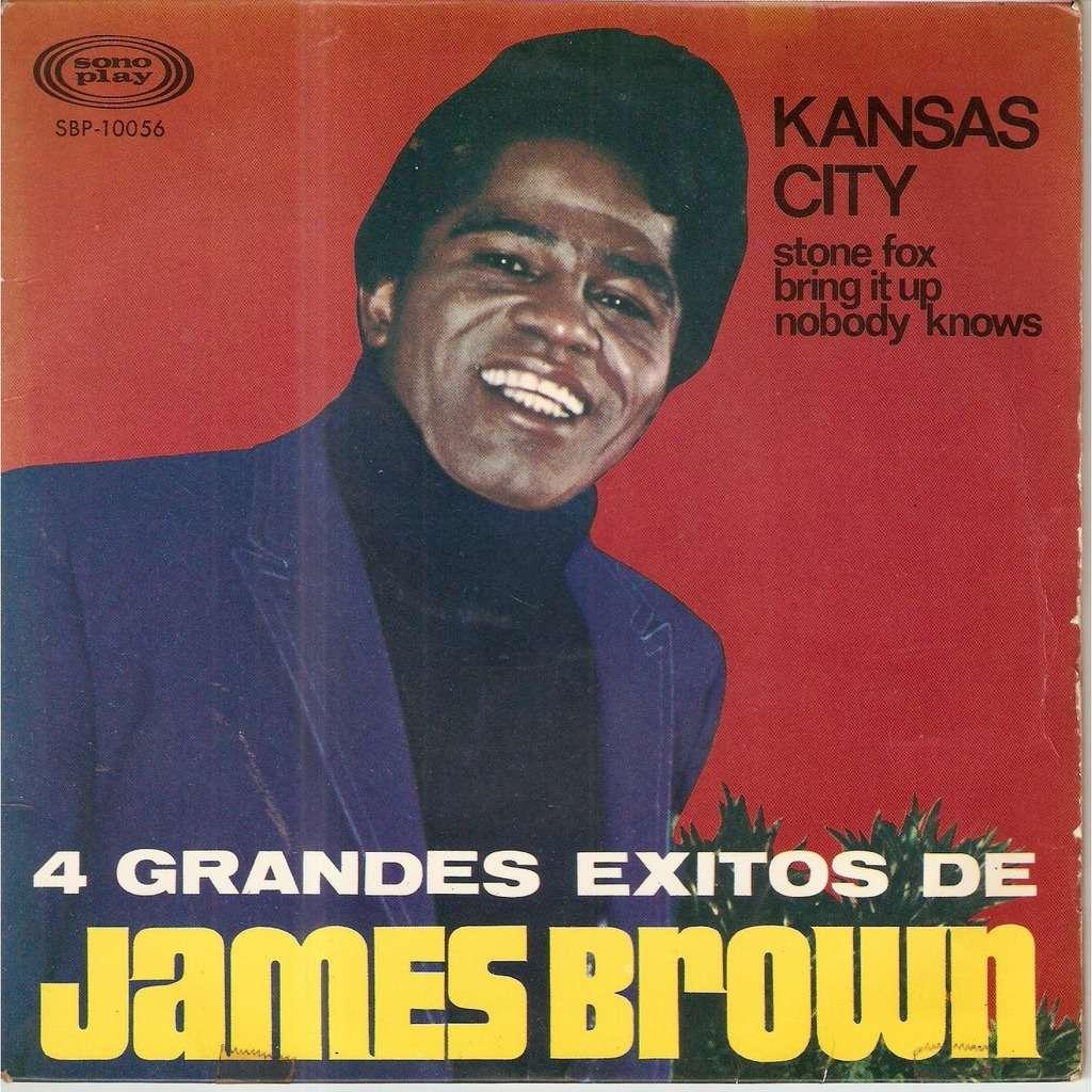 BROWN James KANSAS CITY / STONE FOX