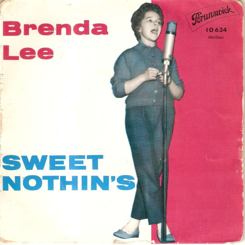 LEE Brenda SWEET NOTHIN'S