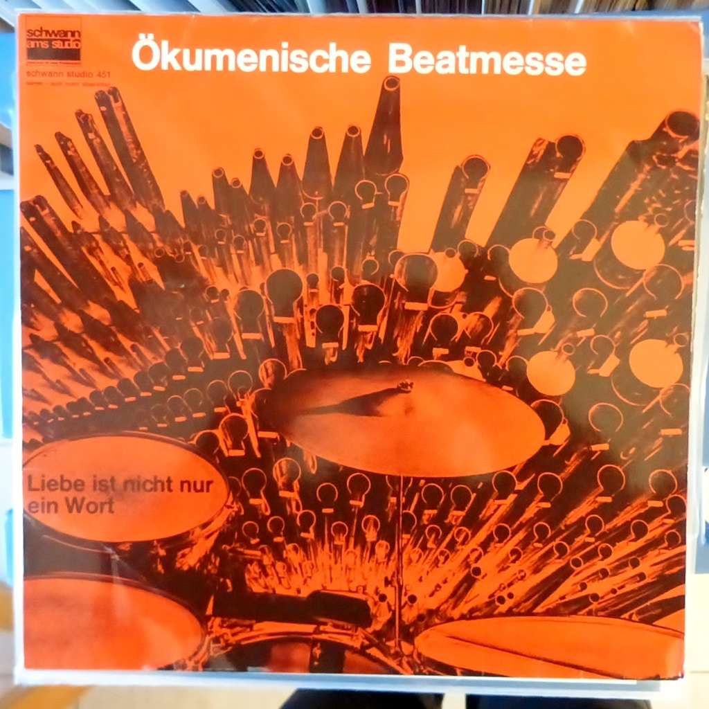 VARIOUS ARTISTS OKUMENISCHE BEATMESSE
