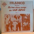 FRANCO & O.K. JAZZ - Franco presente le bon vieux temps de l'O.K. JAZZ - Vol. 1 - LP