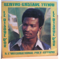 BENTHO GUSTAVE TITIOU & POLY RYTHMO - Le disque d'or - LP