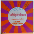 V--A FEAT. ORCHESTRE KIAM, LIPUA LIPUA.. - L'Afrique danse avec Sakumuna Veve - LP