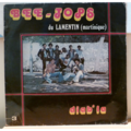 BEE JOPS DU LAMENTIN - Diab la - LP