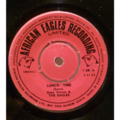 GABY OMOLO & THE EAGLES - Lunch time / Tutakula vya ajabu - 7inch (SP)