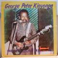 GEORGE PETER KINYONGA & ORCHESTRE JOBISO - Maisha si nguvu - LP