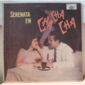 CUARTETO DE CARLOS FAXAS CON ORQUESTA - SERENATA EN CHA CHA CHA - LP