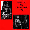 RANCID - Rancid Vs. Operation Ivy (lp) Ltd Edit Colored Vinyl -USA - 33T