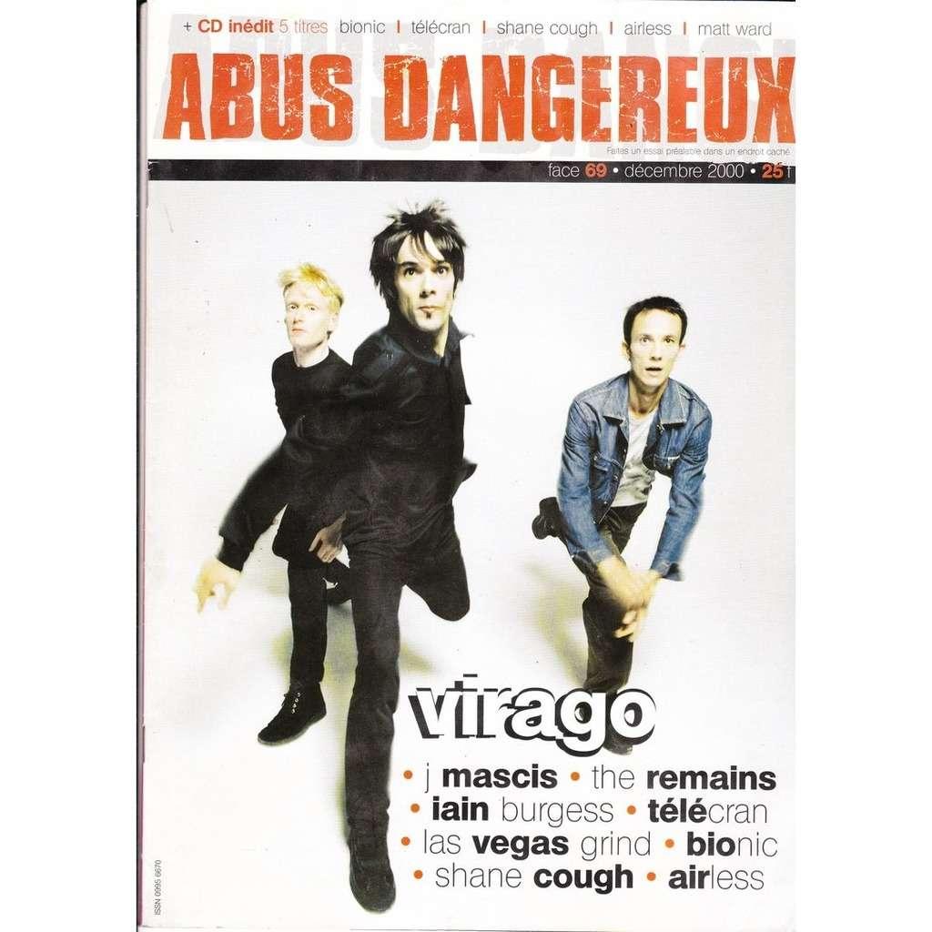 ABUS DANGEREUX Face 69. décembre 2000