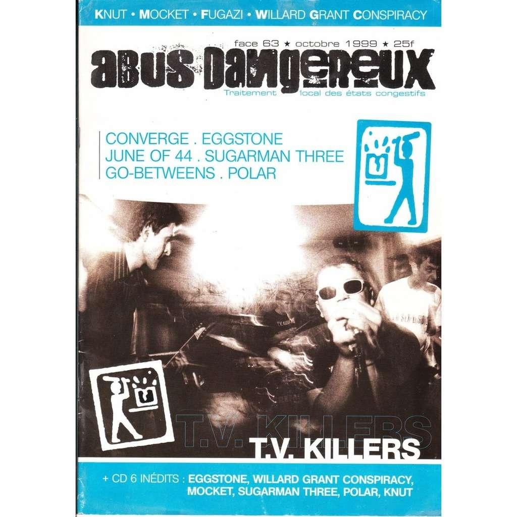 ABUS DANGEREUX Face 63. octobre 1999