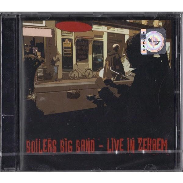 Boilers Big Band Live In Zekaem