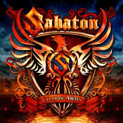 SABATON Coat of Arms