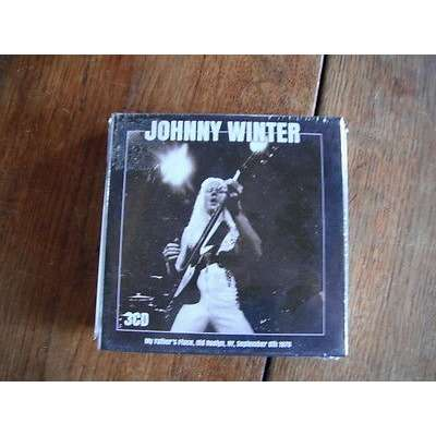 johnny winter My father's place, NY 78