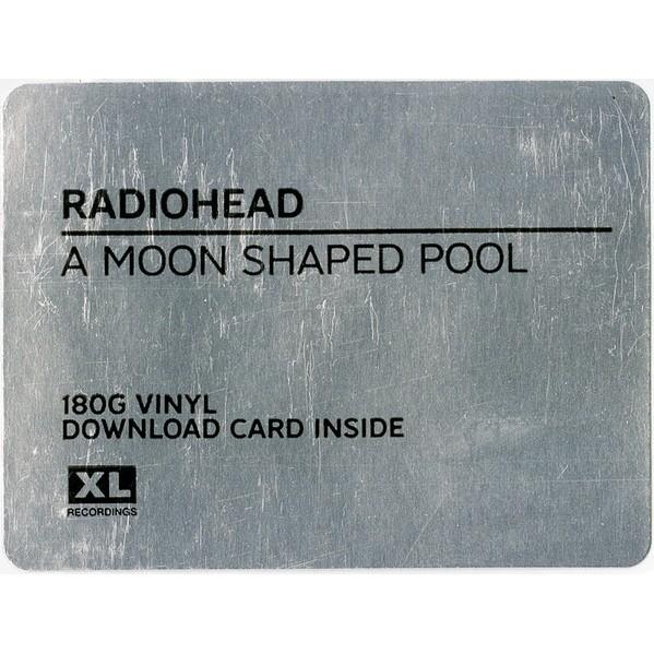 Radiohead A Moon Shaped Pool (Euro 2016 Ltd '180g' vinyl 11-trl 2lp set gf ps-sealed & stickered!)
