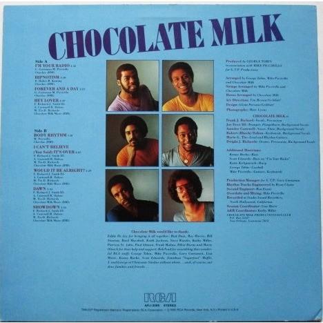 Chocolate Milk Hipnotism