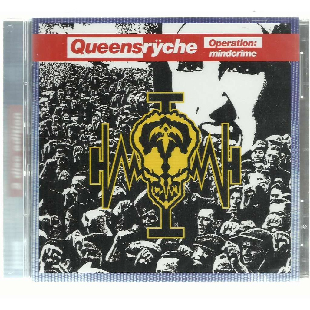 Operation: mindcrime - 2 disc edition - Queensryche ...