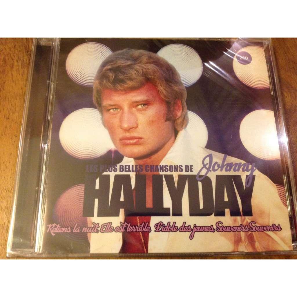 Hallyday Johnny Les plus belles chansons