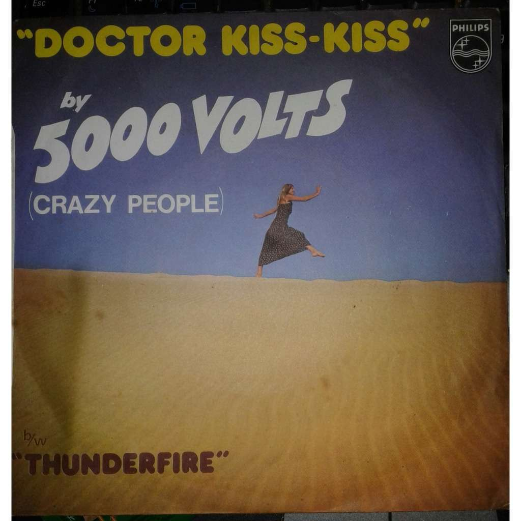 5000 VOLTS doctor kiss-kiss / thunderfire