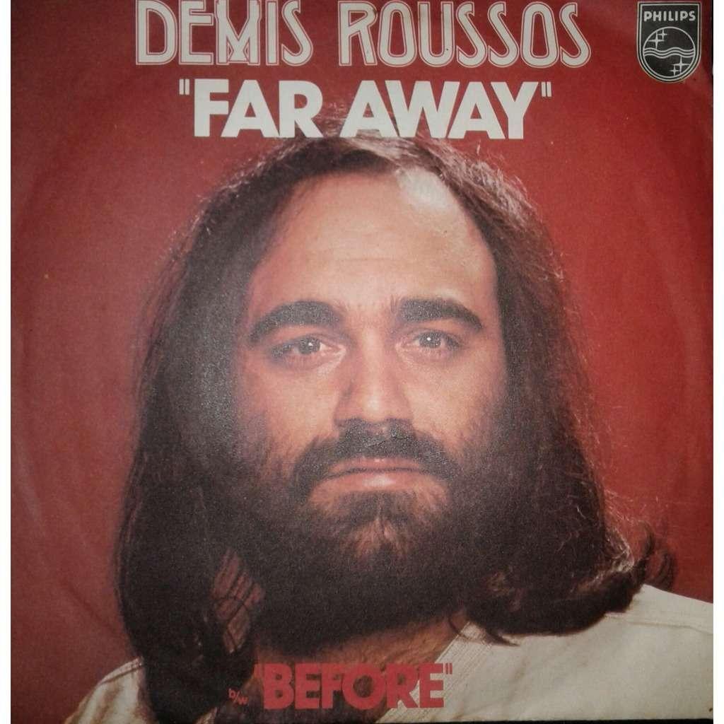 demis roussos Far Away / Before