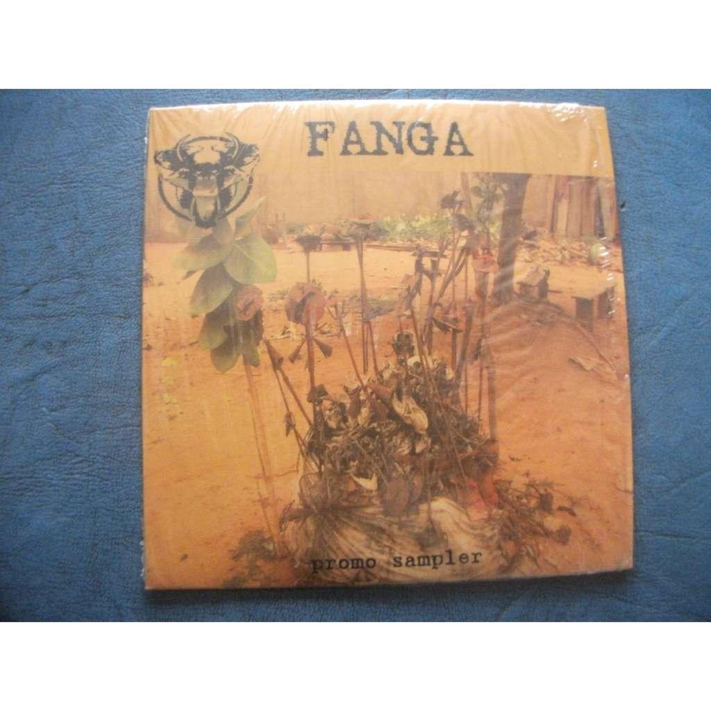 FANGA promo sampler