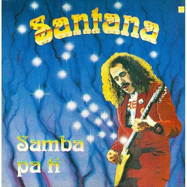 samba pa ti by santana lp with galarog ref 119036485. Black Bedroom Furniture Sets. Home Design Ideas