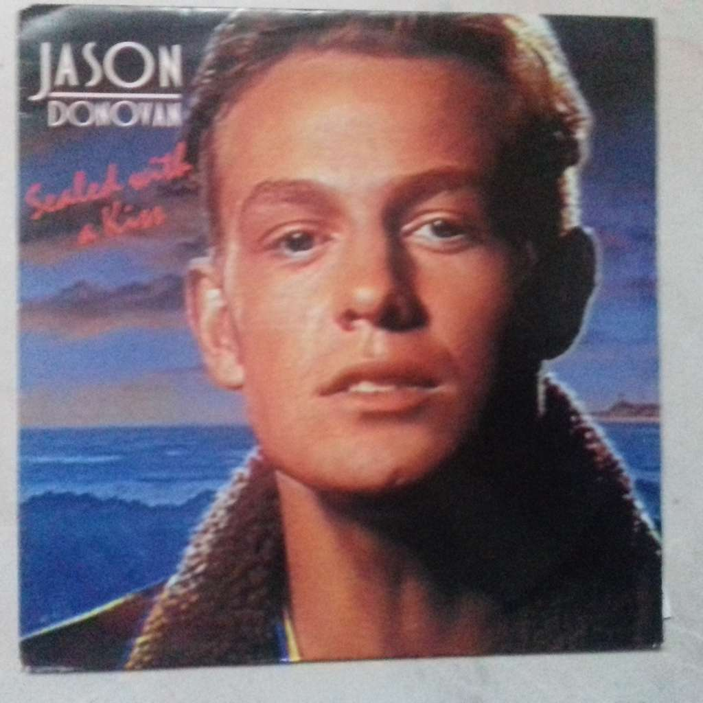 jason donovan sealed with a kiss