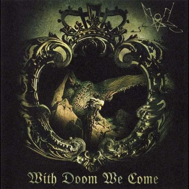 SUMMONING With Doom we Come. Black Vinyl