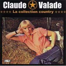 claude valade la collection country - aide-moi à passer la nuit