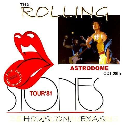 the rolling stones LIVE HOUSTON ASTRODOME 1978 OCTOBER 28 LTD 2CD