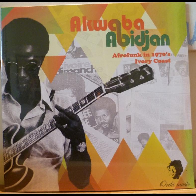 V--A FEAT DE FRANK JR MOUSSA DOUMBIA Akwaba Abidjan - Afrofunk in 1970's Ivory Coast