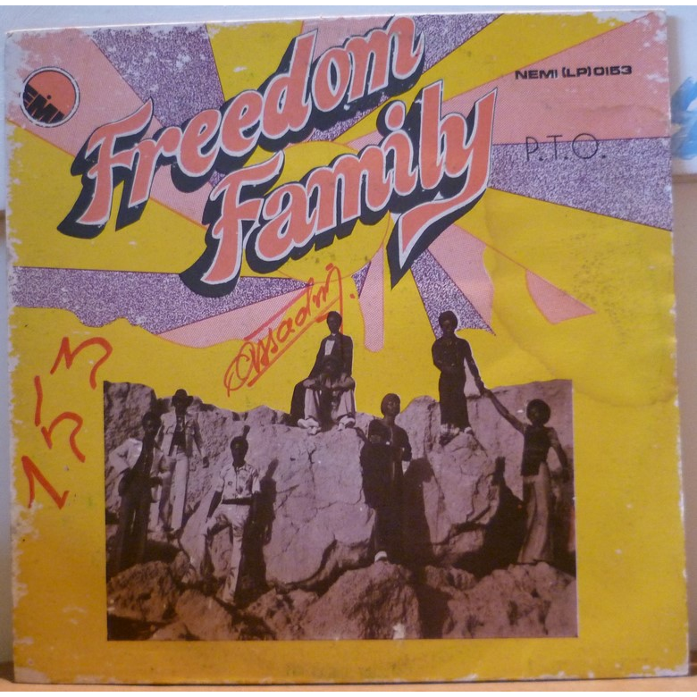 FREEDOM FAMILY Ayentsoo