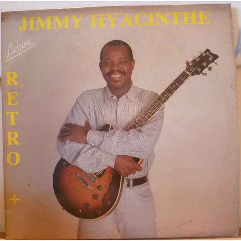 JIMMY HYACINTHE Retro +