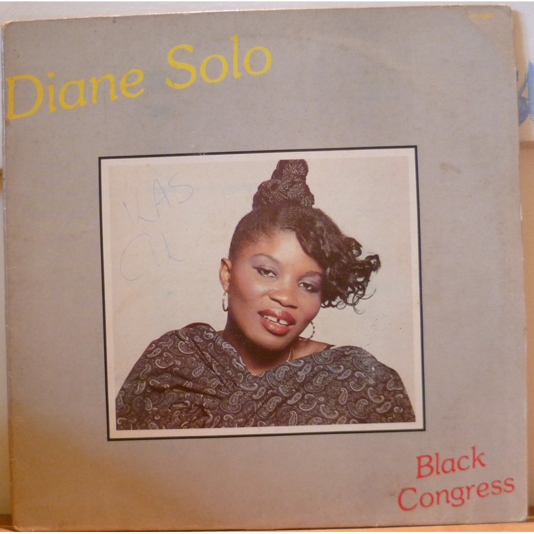 DIANE SOLO Black congress